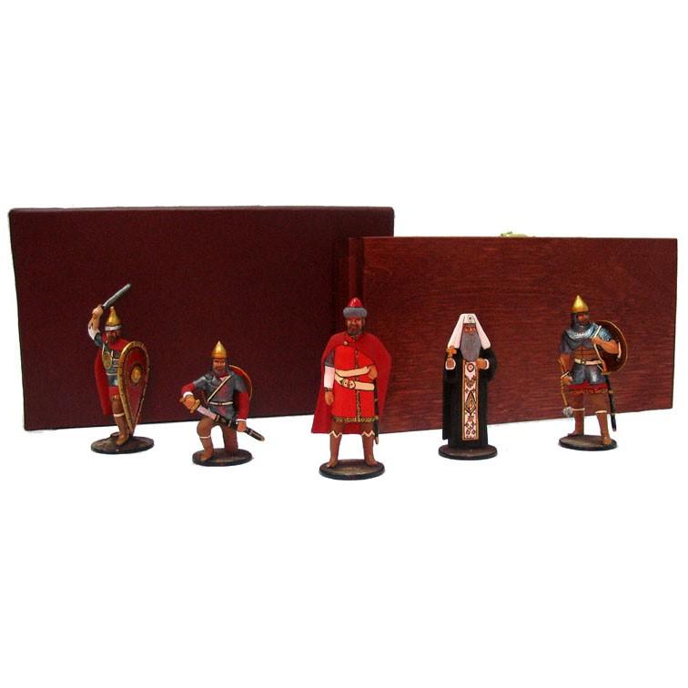 Набор миниатюр «Русские витязи»