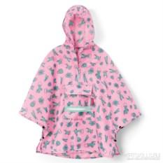 Детский дождевик Mini maxi Cactus pink