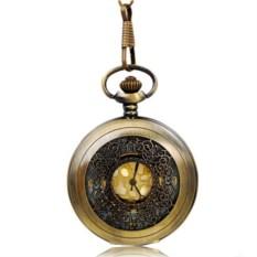 Винтажные кварцевые карманные часы