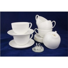 Чайные пары Розалия (12 предметов)