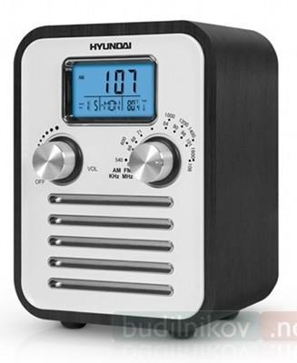 Мини музыкальный центр с FM и датчиком температуры