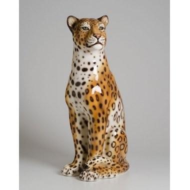 Большая статуэтка Леопард