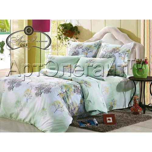 Комплект постельного белья Розетта (семейный)