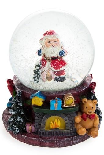 Сувенир Дед Мороз в шаре