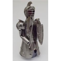 Декор бутылки Рыцарь в доспехах