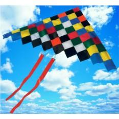 Воздушный змей простой «Семицветик»