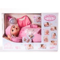 Интерактивная Zapf Creation Baby Annabell Кукла с мимикой