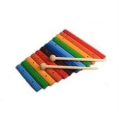 Развивающая игрушка Ксилофон 12 тонов (цвет: неокрашенный)