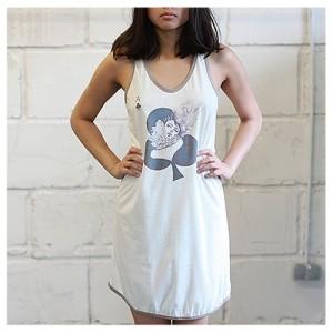 Майка-платье Трефы
