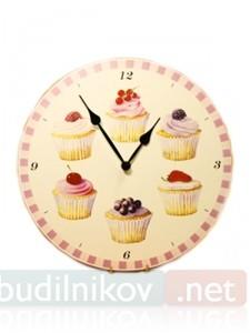 Настенные часы Пирожное