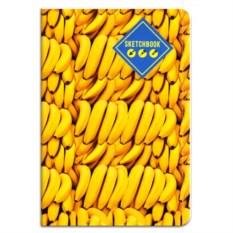 Скетчбук Бананы