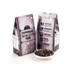 Подарочный чай Cуровый мужской чай