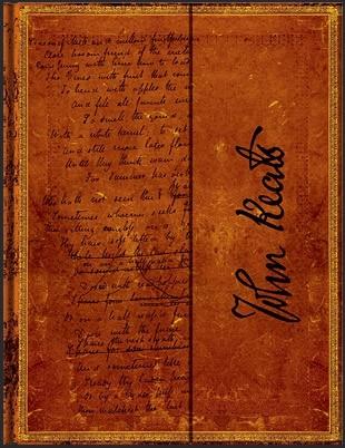 Блокнот Paperblanks John Keats, To Autumn
