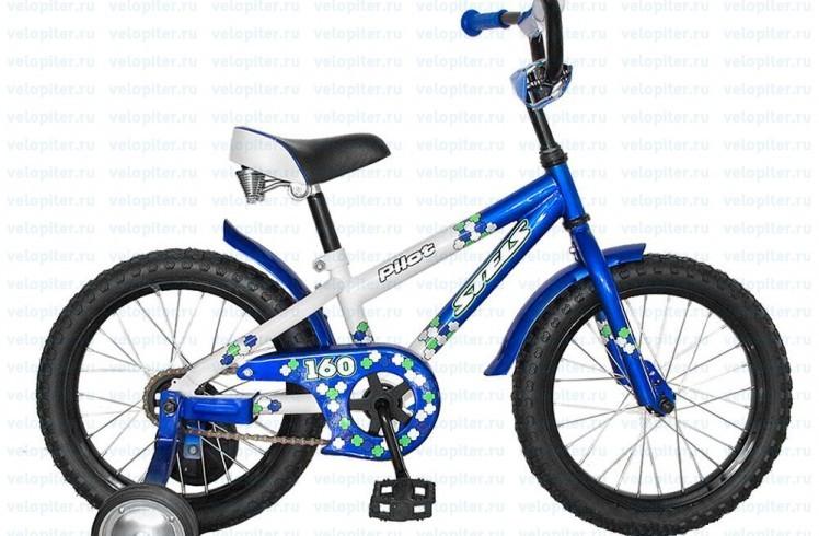 Детский велосипед Stels Pilot 160 16