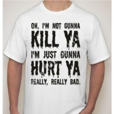 Мужская футболка Отряд самоубийц Gunna