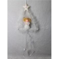 Декоративное украшение Ангелочек со звездочкой