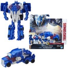 Фигурка-трансформер Transformers 5: Уан-степ Оптимус Прайм