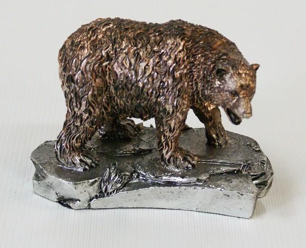 Статуэтка Медведь на льдине