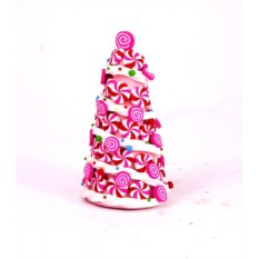 Новогодний сувенир Карамельная ёлочка