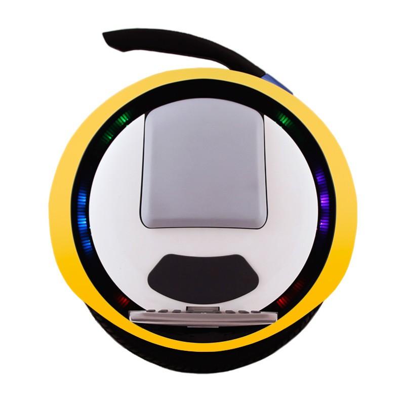 Желтое моноколесо inebot One E