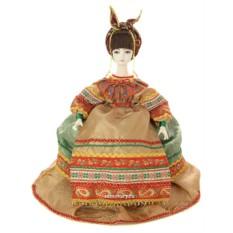 Кукла на чайник Солоха