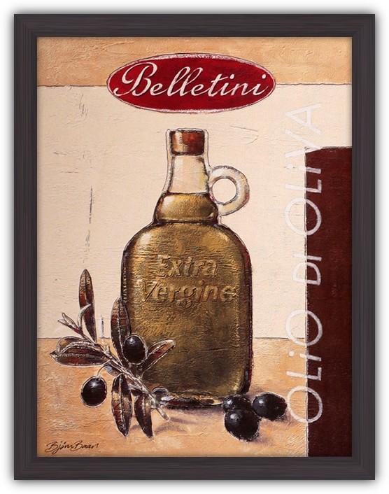 Картина (репродукция) Оливковое масло от Беллетини