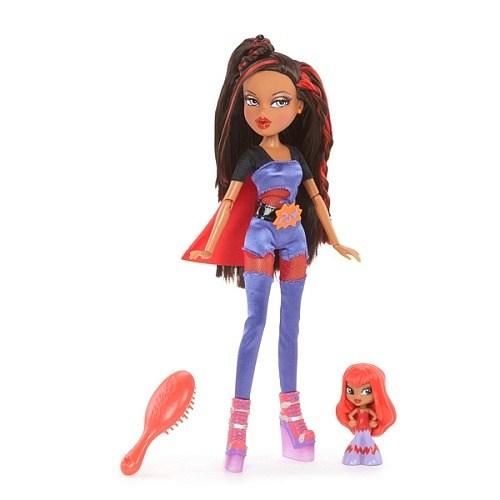 Кукла Bratz Супергерои, Шайра