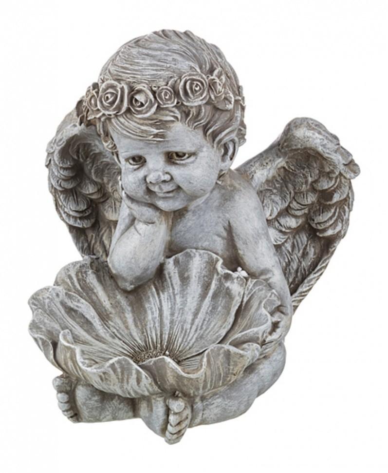 Фигурка улыбающегося ангела
