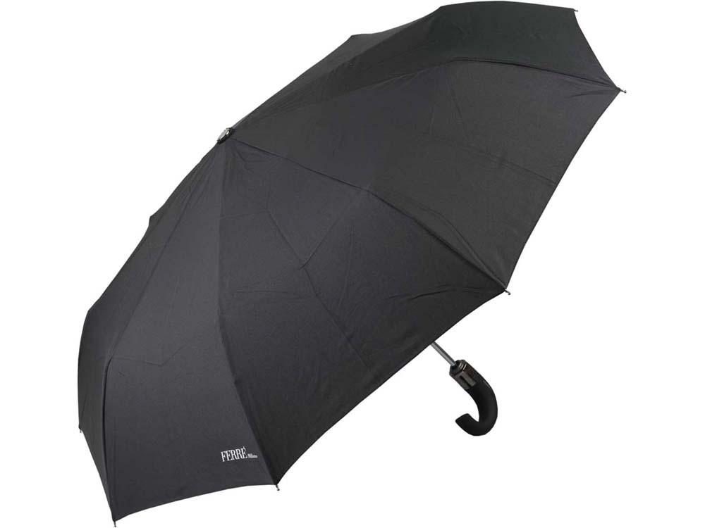 Черный зонт - автомат Cosy