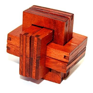 Деревянная головоломка Каппа