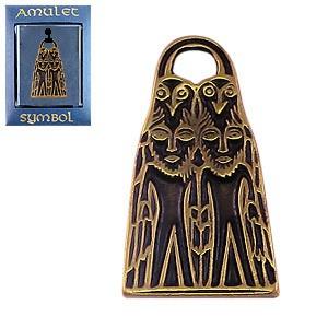 Амулет-подвеска Талисман Бога Рода