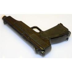 Штоф ручной работы Пистолет на 0,5 мл