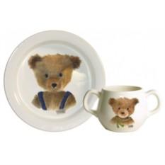 Набор детской посуды Gien Мишки