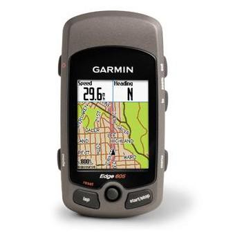 Велосипедный GPS навигатор Garmin Edge 605