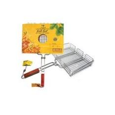 Объемная универсальная решетка-гриль Multi Grill maxi