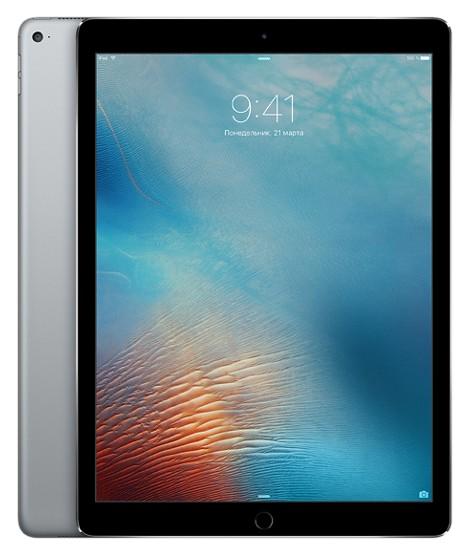 Apple iPad Pro 12,9'' 256Gb Wi-Fi (цвет Черный/Space Gray)