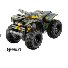 Конструктор Lego Technic Квадроцикл