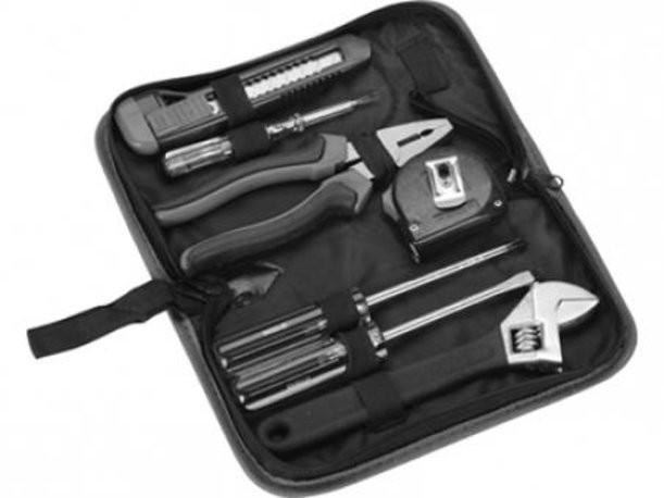 Набор инструментов в чехле