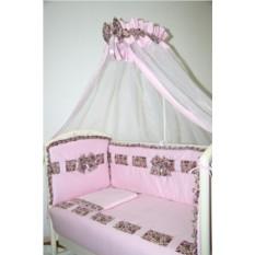 Балдахин на детскую кроватку Прованс