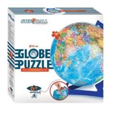 Пазл-шар Глобус. Политическая карта мира