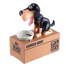 Интерактивная копилка «Голодный пес»