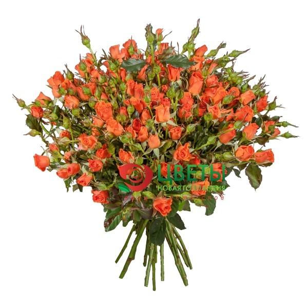 Букет цветов Alegriya, 25 шт.