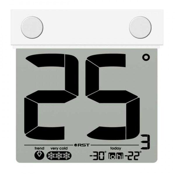 Термометр уличный электронный