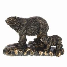 Статуэтка Медведица с медвеженком