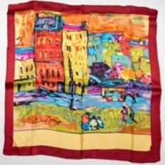 Шелковый платок Дома в Мюнхене