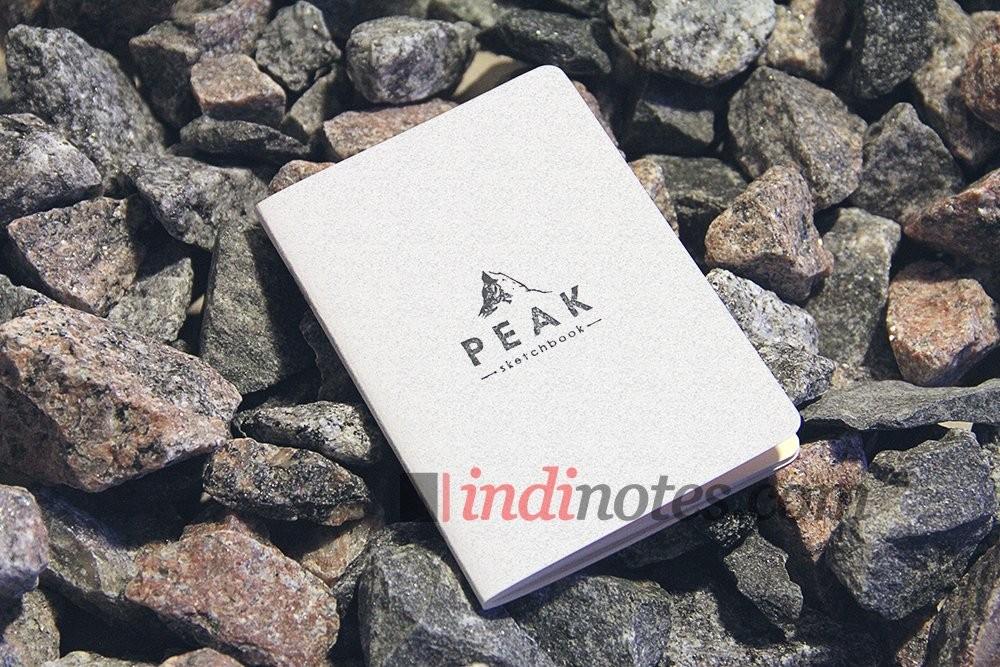 Скетчбук Peak Sketchbook — SnowWhite Peak A6