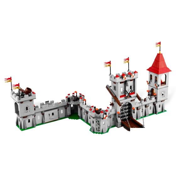 Lego kingdoms «Королевский замок»