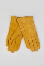 Замшевые перчатки Торонто
