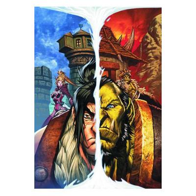 Комикс World Of Warcraft