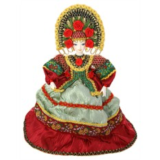 Кукла на чайник Боярыня